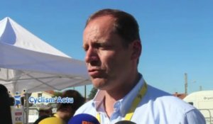 "Tour de France 2013 - Christian Prudhomme : ""Le cyclisme va devenir universel"""