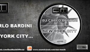 DJ Carlo Bardini - New York City