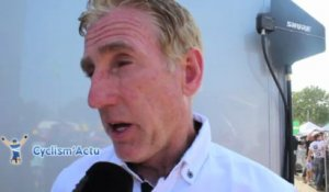 "Tour de France 2013 - Sean Kelly : ""Kittel est le plus rapide en ce moment"""
