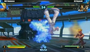 [Ep#39] EVO 2013 - Reynald vs Romance - Top 8 The King of Fighters XIII