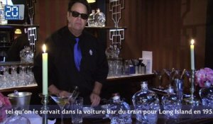 Le dirty martini selon Dan Aykroyd
