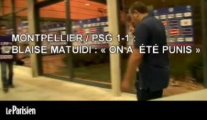 Match nul Montpellier-PSG : « On a été punis »