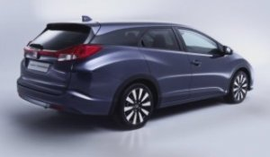 Honda Civic Tourer 2013