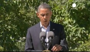 "Egypte : Barack Obama ""condamne avec force"" les violences"