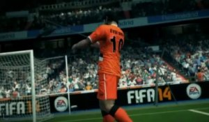 FIFA 14 - Gameplay Trailer de la Gamescom 2013