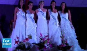 Election Miss Aube 2013