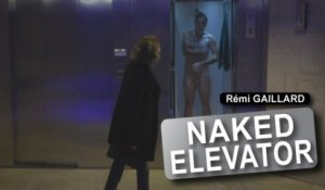 Shower Elevator (Rémi Gaillard) - Censurée sur YouTube