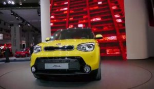 Kia Soul - Salon de Francfort 2013