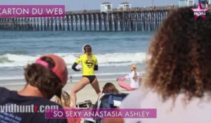 Buzz : Anastasia Ashley, bombe sexy