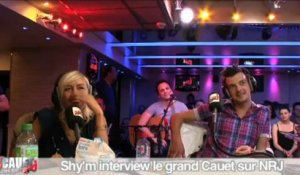 Shy'm interview le grand Cauet - C'Cauet sur NRJ