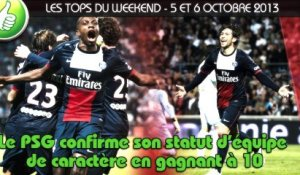 Les Tops et Flops du weekend en Europe !