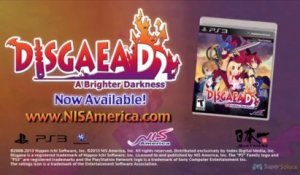 Disgaea D2 : A Brighter Darkness - Trailer de Lancement