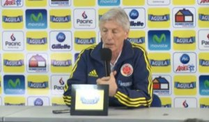 Qualif. CdM 2014 - Pekerman (Colombie) : ''Le match le plus important de ces éliminatoires''