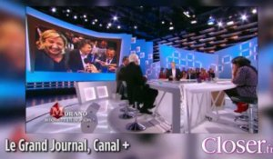 Le Grand Journal : Guy Bedos s'explique au sujet de la plainte de Nadine Morano