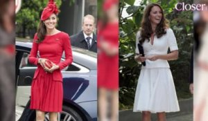 Kate Middleton : zoom sur son total look blanc signé Alexander McQueen