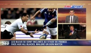 XV de France / L'analyse de Denis Charvet après la défaite contre les Blacks - 09/11