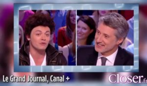 Le happening de Kev Adams dans Le Grand Journal