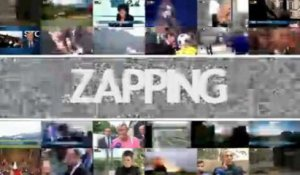 Zapping de l'actu - 21/11 – Une île naît en direct au Japon, Chirac-Hollande au Quai Branly…