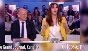 Le Grand Journal : Doria Tillier coache Flora Coquerel