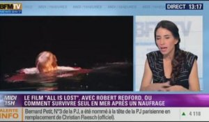"Culture et vous: ""All is lost"", le film - 11/12"