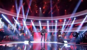 "Johnny Hallyday ""Gabrielle"" - Johnny Hallyday, Le Grand Show 21/12/2013"