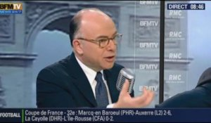 Bourdin Direct: Bernard Cazeneuve - 06/01