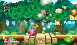Kirby's Adventure Wii - Trailer US