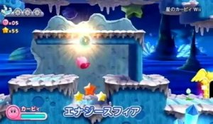 Kirby's Adventure Wii - Trailer Japon