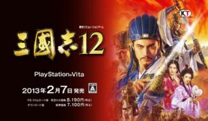 Romance of the Three Kingdoms 12 - Trailer #2