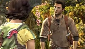 Uncharted : Golden Abyss - Trailer Japon