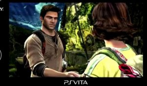 Uncharted : Golden Abyss - Gamescom trailer