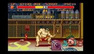 Street Fighter II' Turbo Hyper Fighting - Trailer eShop