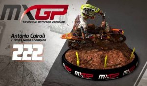 MxGP Cairoli Turntable