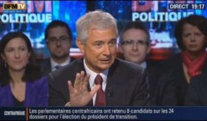 BFM Politique: L'interview de Claude Bartolone par Apolline de Malherbe - 19/01 3/5