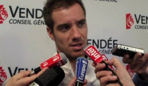 "Coupe Davis - Richard Gasquet : ""Le saladier, on s'en approche"""
