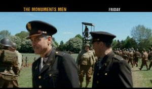 Monuments Men - Bande-annonce Big Game [VO|HD720p]