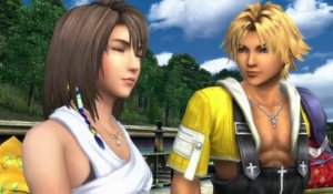 Final Fantasy X | X2 HD Remaster - Trailer de Saint-Valentin