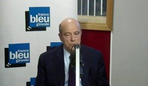 DIRECT : Alain Juppé invité de France Bleu Gironde