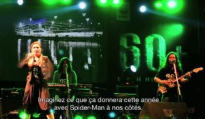"The Amazing Spider-Man : Le Destin d'un Héros (2014) - Earth Hour ""Andrew Garfield"" [VOST-HD]"