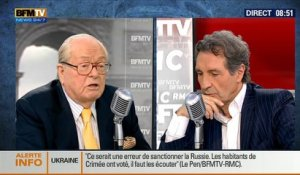 Bourdin Direct: Jean-Marie Le Pen - 19/03