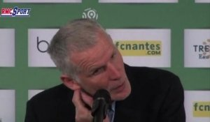 "Football / Ligue 1 : Gillot : ""On s'est fait chier"" 29/03"