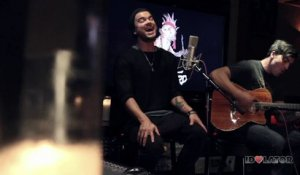 "Guy Sebastian ""Like a Drum"" Acoustic Performance"