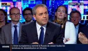BFM Politique: L'interview de Xavier Bertrand par Apolline de Malherbe - 13/04 4/6