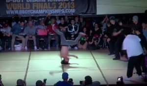 Floorriorz vs Morning of Owl - Finale Battle Breakdance 2013