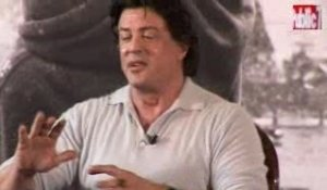www.public.fr EXCLU : Sylvester Stallone