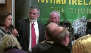Ulster: Gerry Adams clame son innocence