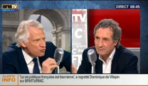 Bourdin Direct: Dominique de Villepin - 09/05