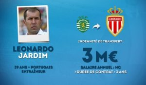 Officiel : Leonardo Jardim rejoint l'AS Monaco !