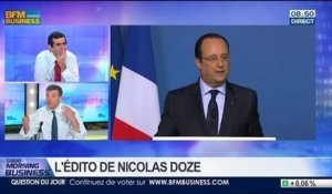 "Nicolas Doze: ""On change l'Europe ou on change la France ?"" - 25/08"