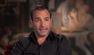 Monuments Men - Interview Jean Dujardin VO
